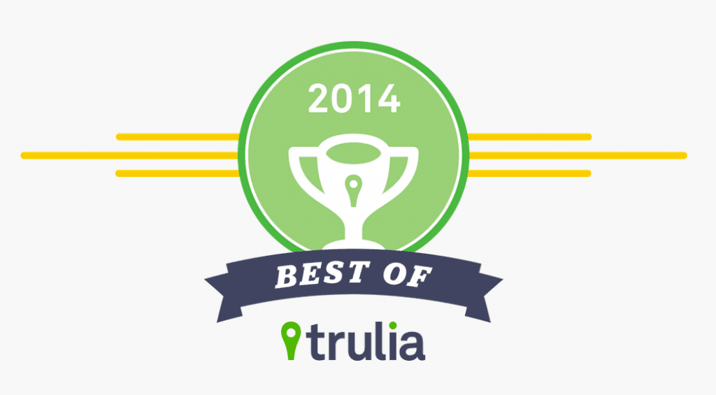 Trulia badge