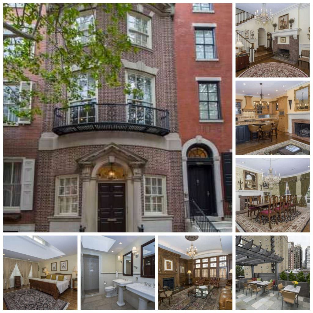 Magnificent Home For Sale – 1827 Delancey Street, Philadelphia, PA 19103