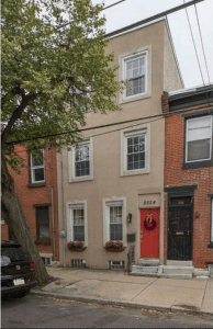 Charming rental available in Graduate Hospital – 2224 Carpenter St, Philadelphia, PA 19146