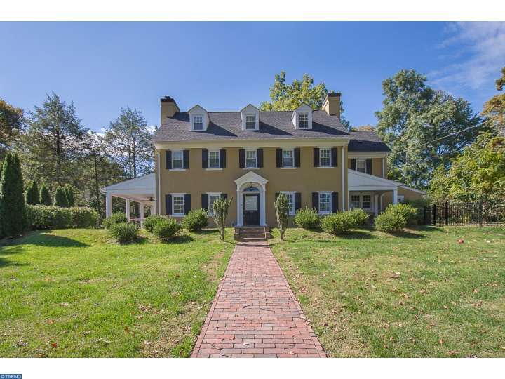 Magnificently, renovated & restored Bala Cynwyd home for sale!
