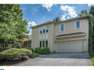 550 Foxglove Lane in Wynnewood has just been reduced to $845,000!