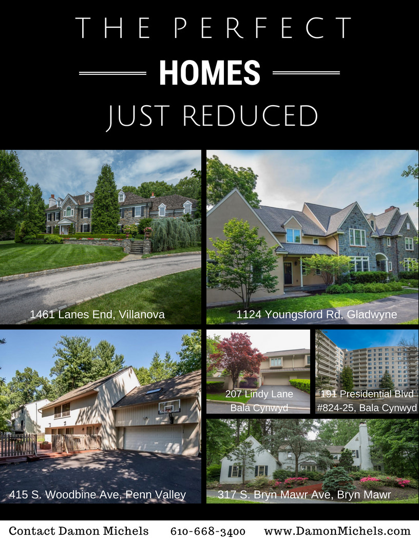 The perfect homes just reduced!